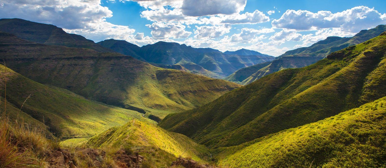 Central Amp Northeastern Lesotho Tours Enchanting Travels