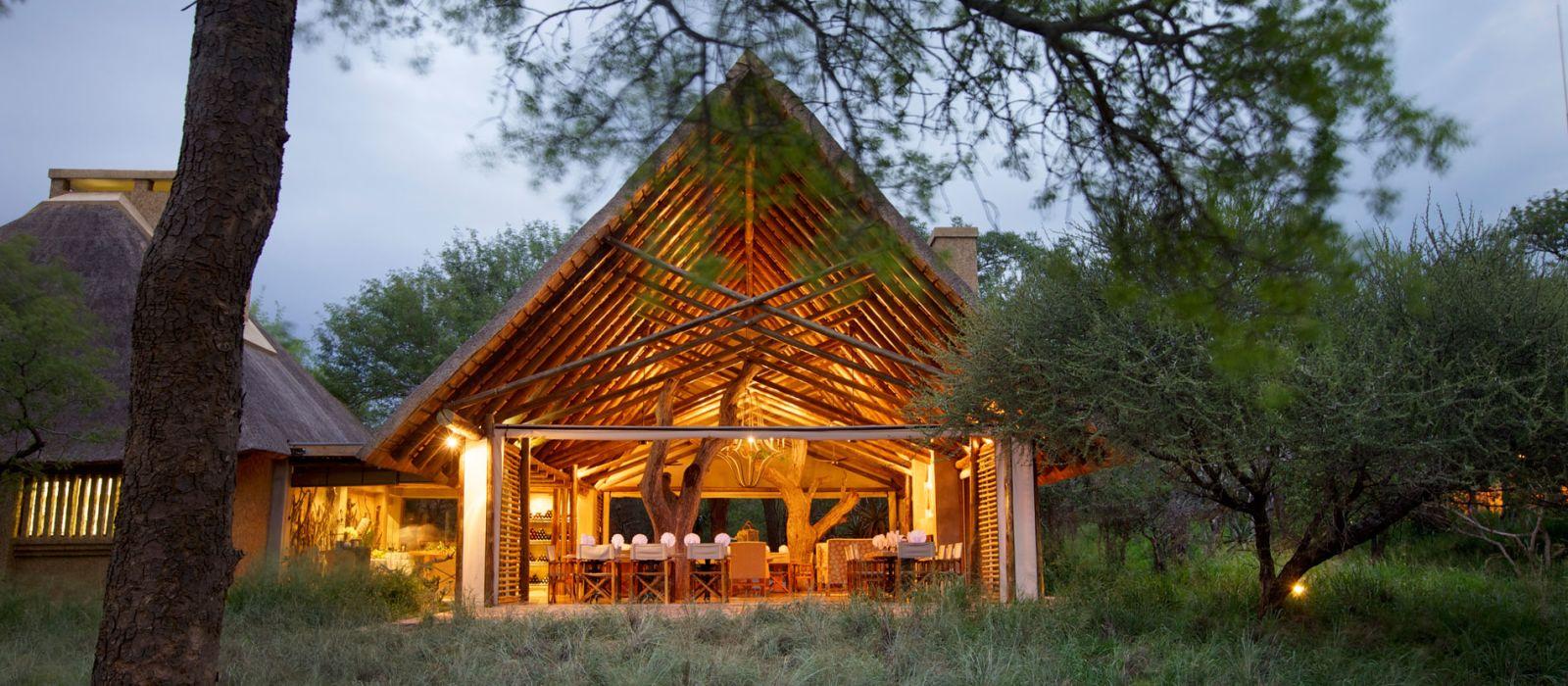 Hotel Kapama Southern Camp Südafrika