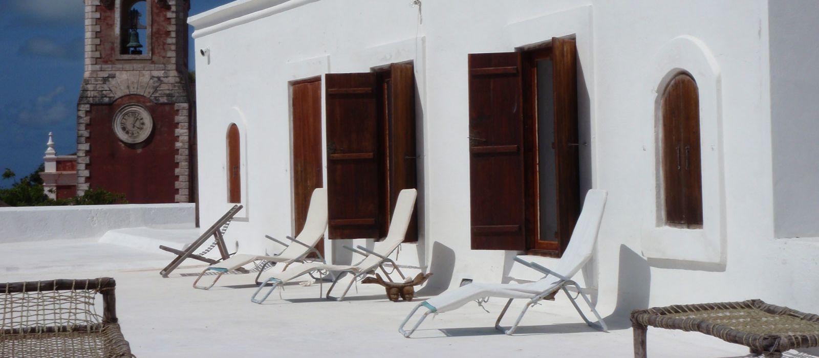 Hotel Terraco das Quitandas Mozambique