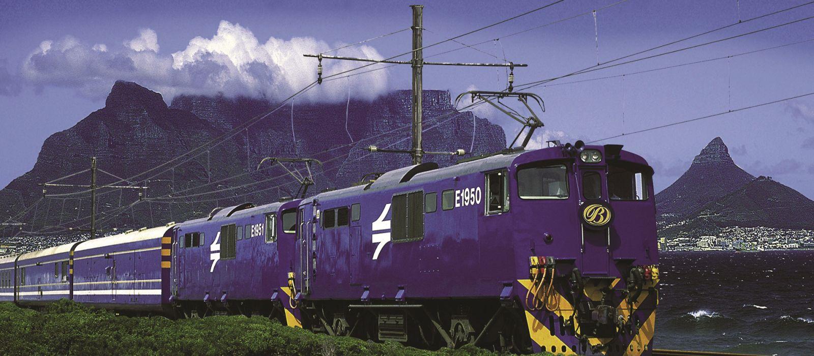 Hotel Blue Train (Pretoria – Cape Town) South Africa
