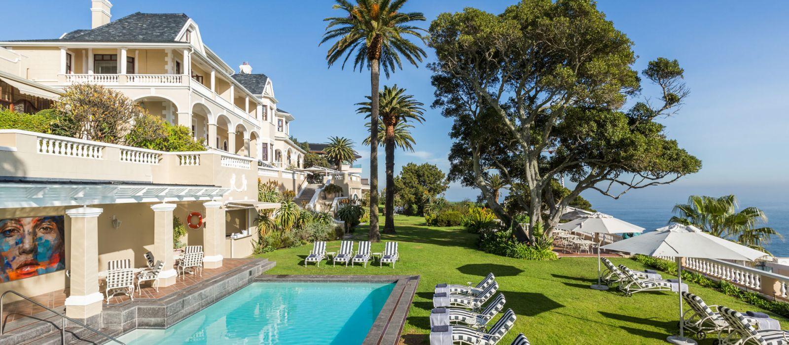 Hotel Ellerman House Südafrika