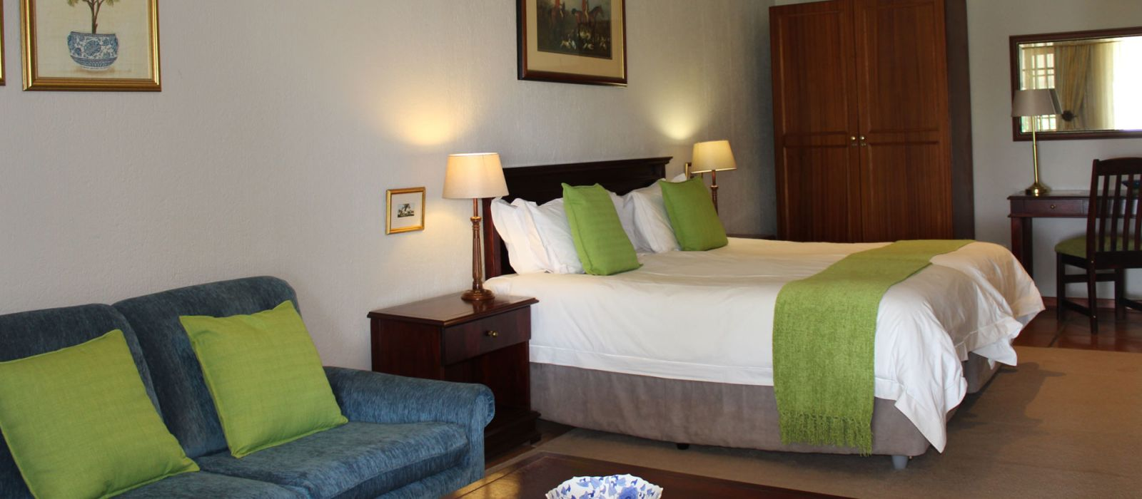 Hotel Chestnut Country Lodge Südafrika