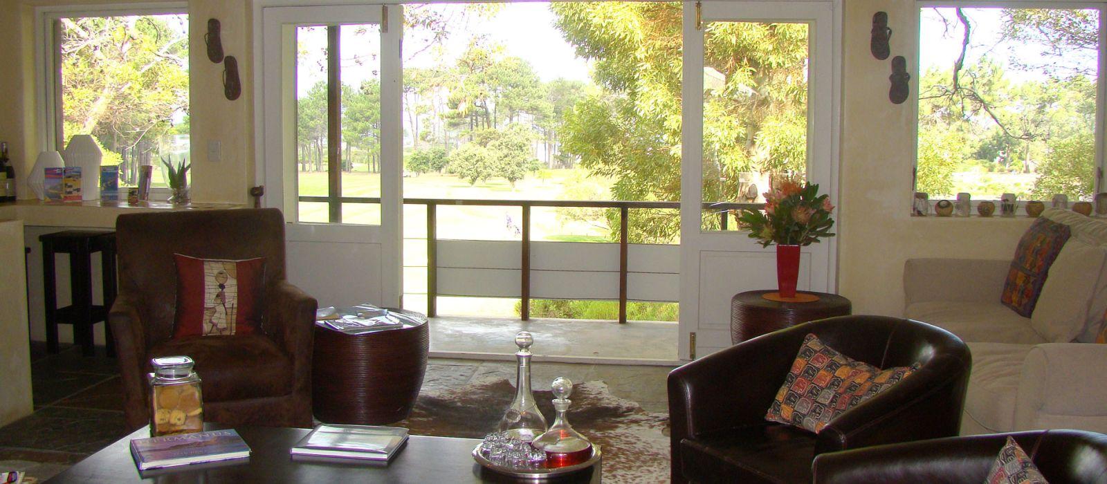 Hotel Hermanus Lodge on the Green Südafrika