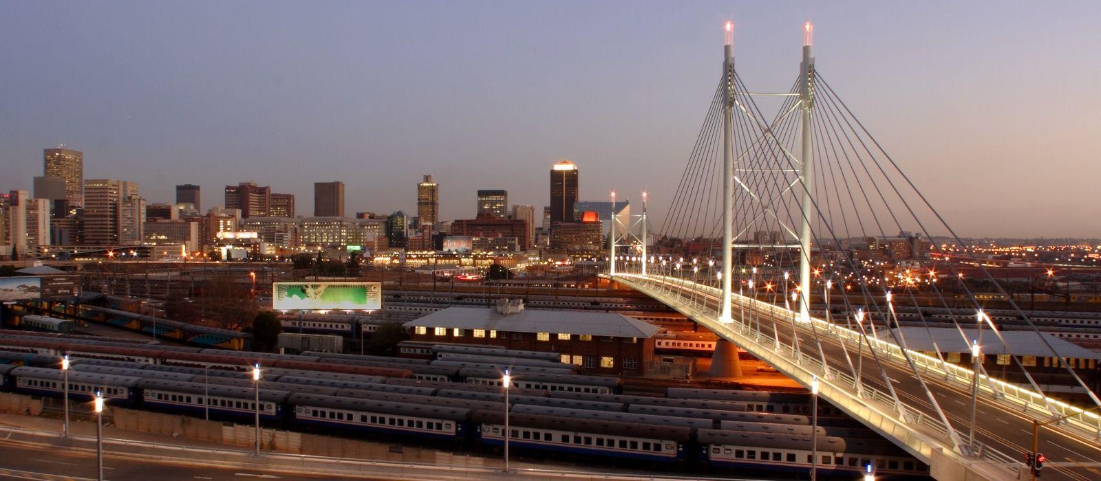 Destination Pretoria South Africa