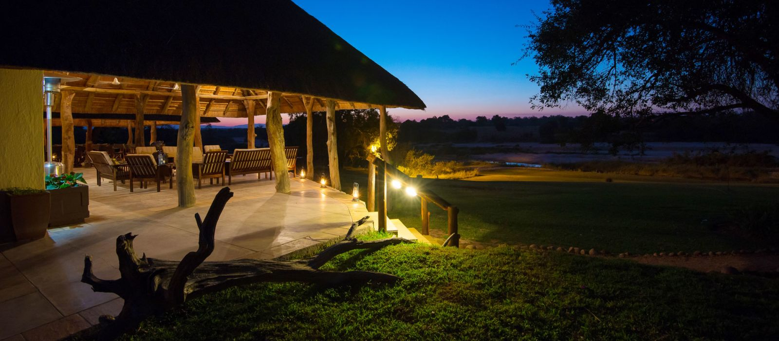 Hotel Inyati Game Lodge South Africa