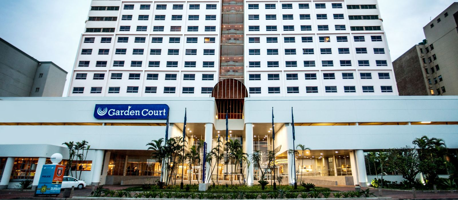 Hotel Garden Court Marine Parade South Africa