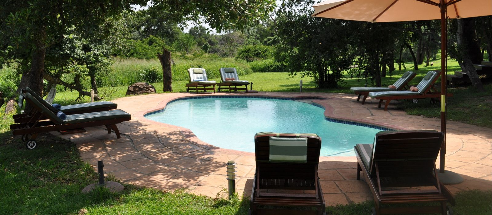 Hotel Thula Thula Luxury Tented Camp South Africa