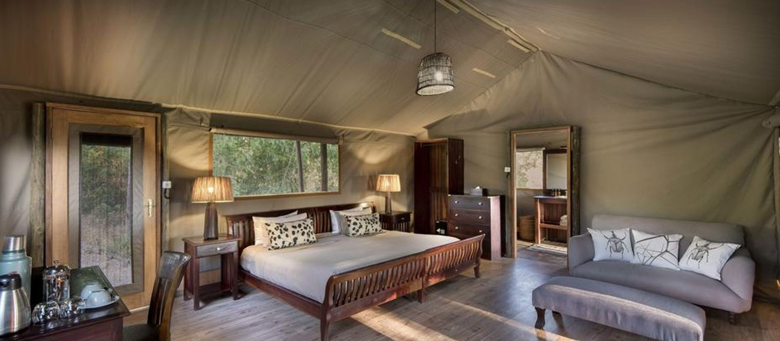 Hotel Linyanti Bush Camp Botswana