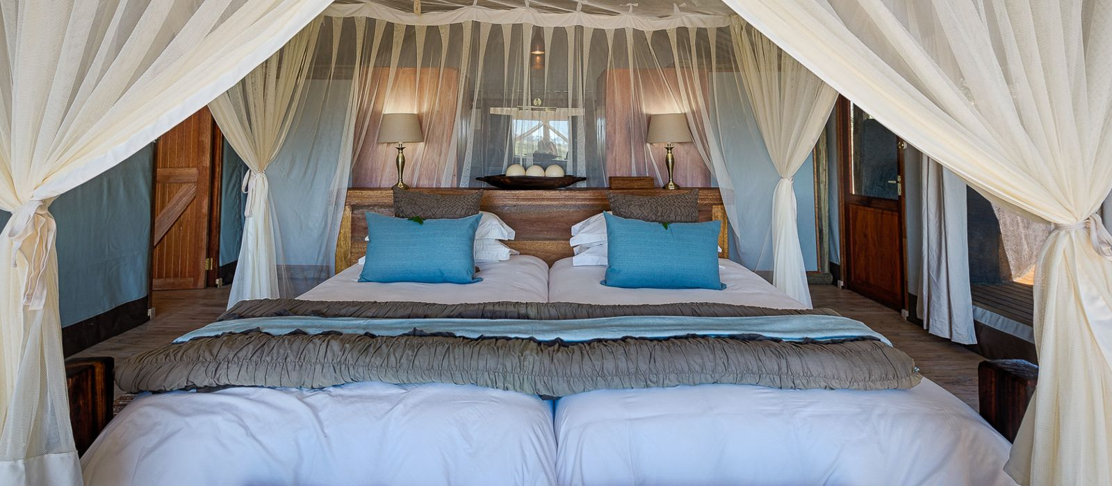 Hotel Tubu Tree Camp Botswana