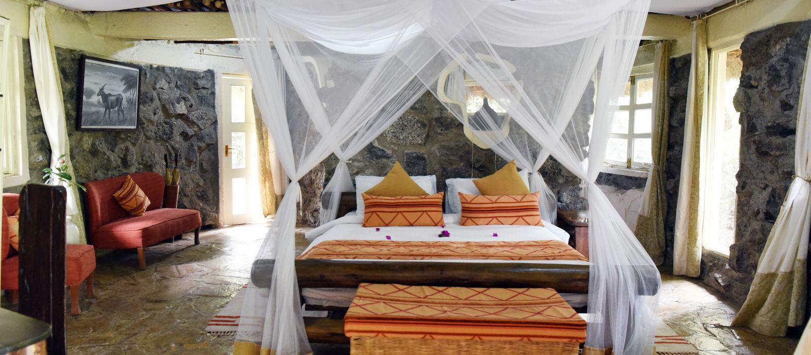 Hotel Mbweha Safari Camp Kenya