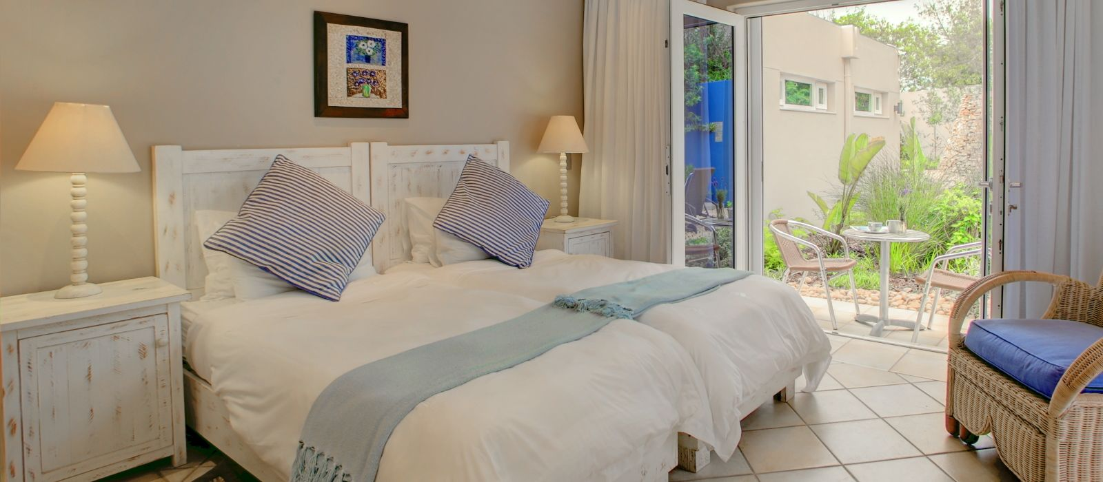 Hotel Starfish Plettenberg Bay Guest Lodge Südafrika
