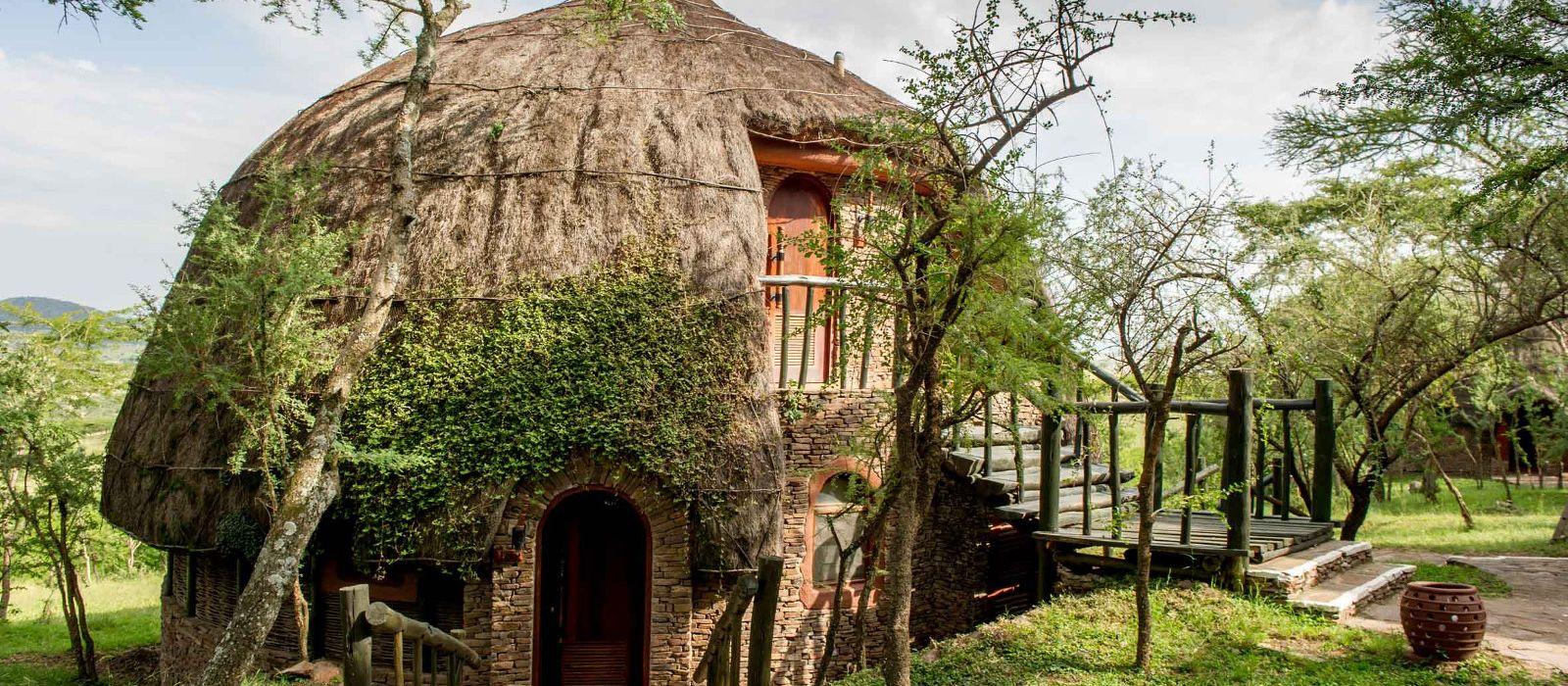 Hotel Serengeti Serena Tansania