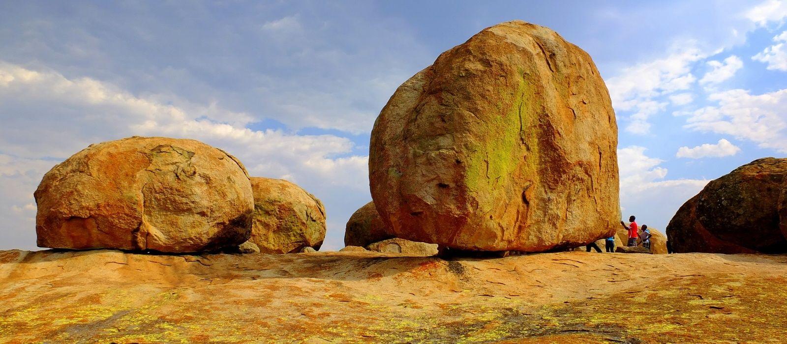 Destination Matopos Zimbabwe
