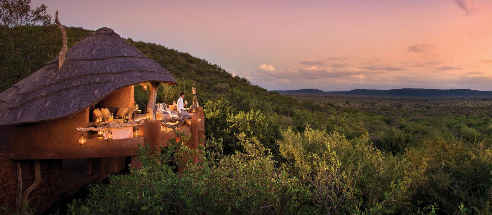 Hotel Madikwe Safari Lodge Südafrika