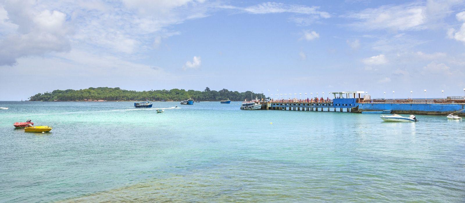 Destination Port Blair Islands & Beaches