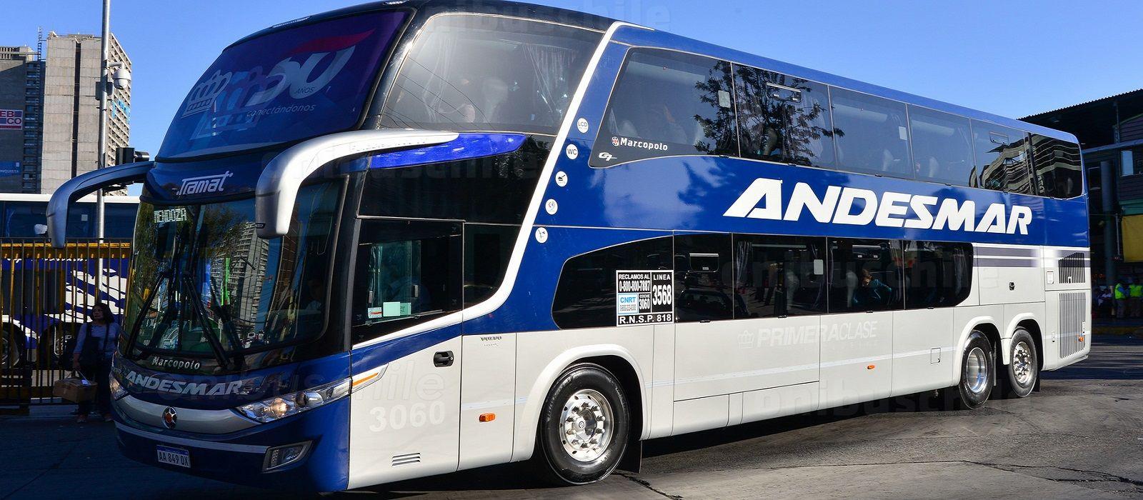 Destination Argentina Night Bus Argentina
