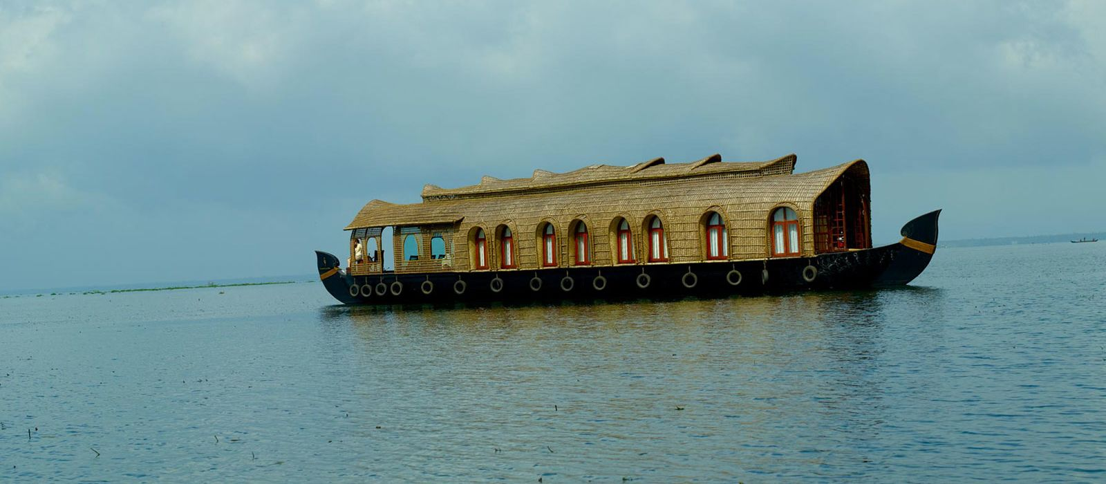 Hotel Lake Resort Houseboat Südindien