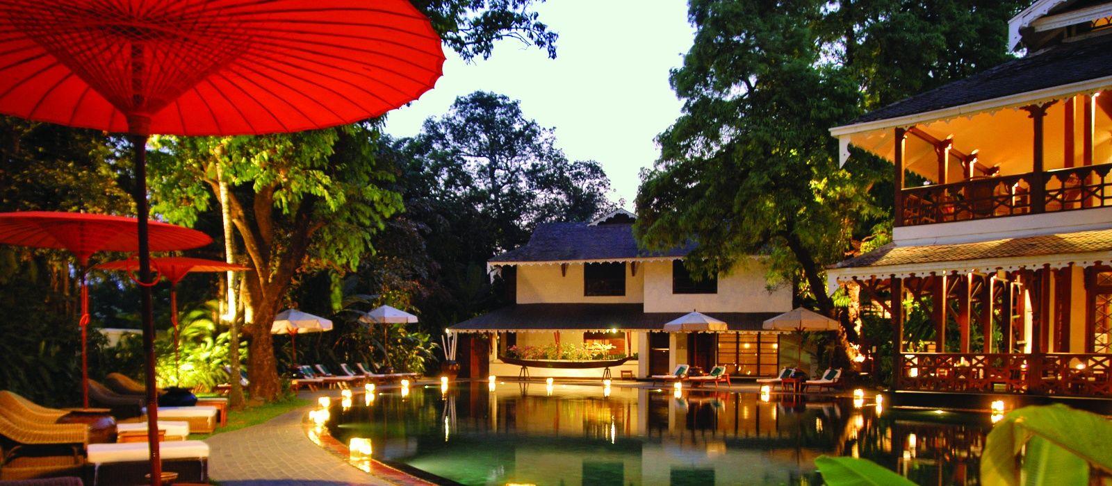Hotel Belmond Governor's Residence Myanmar