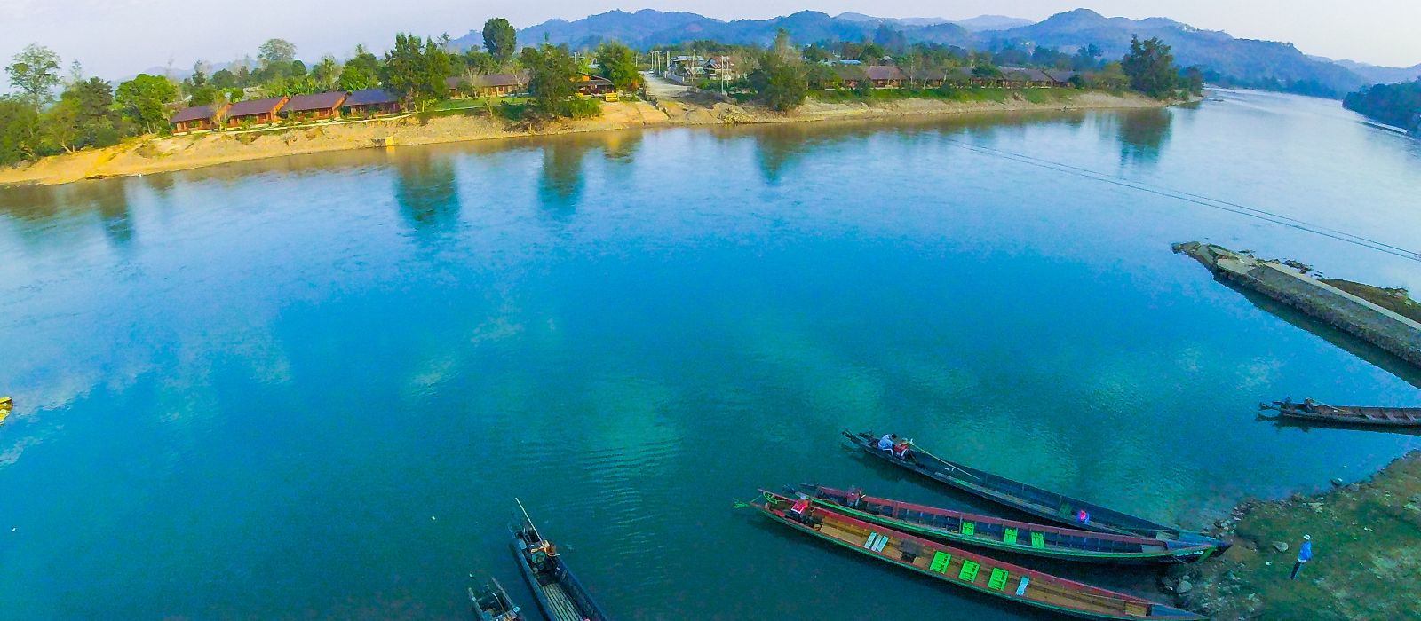 Hotel Riverside Hsipaw Resort