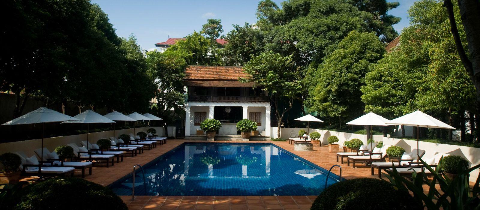 Hotel Rachamankha Thailand