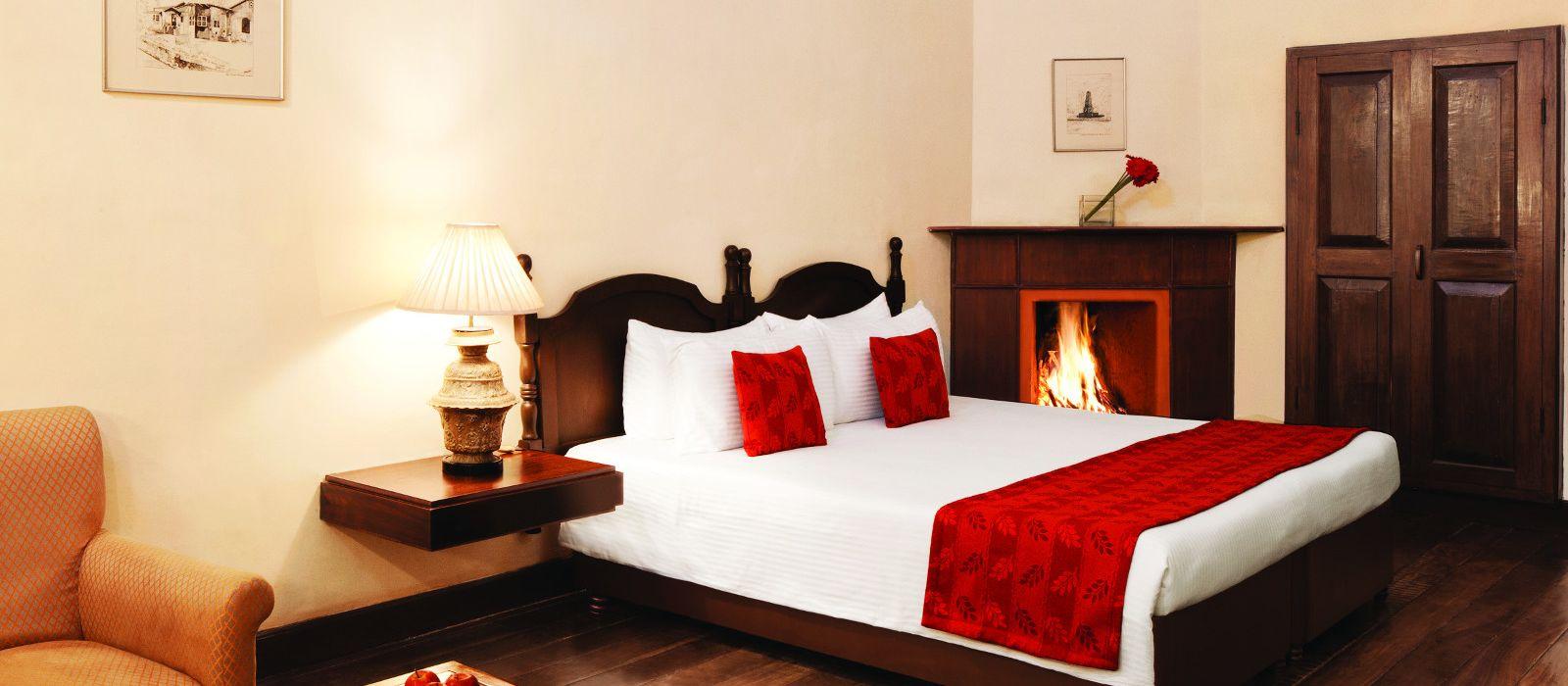 Hotel The Gateway  Church Road Coonoor Südindien