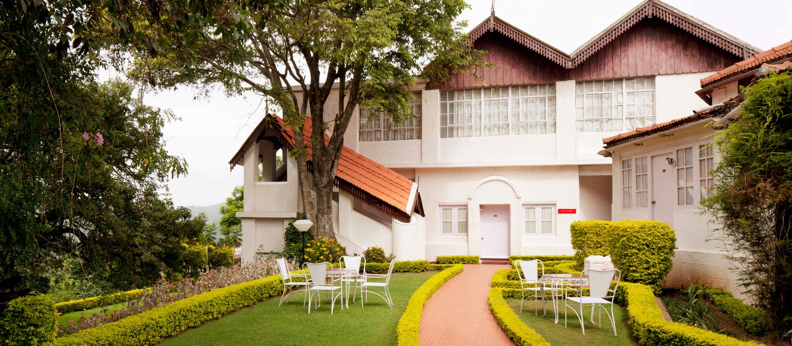 Hotel The Gateway  Church Road Coonoor Südindien