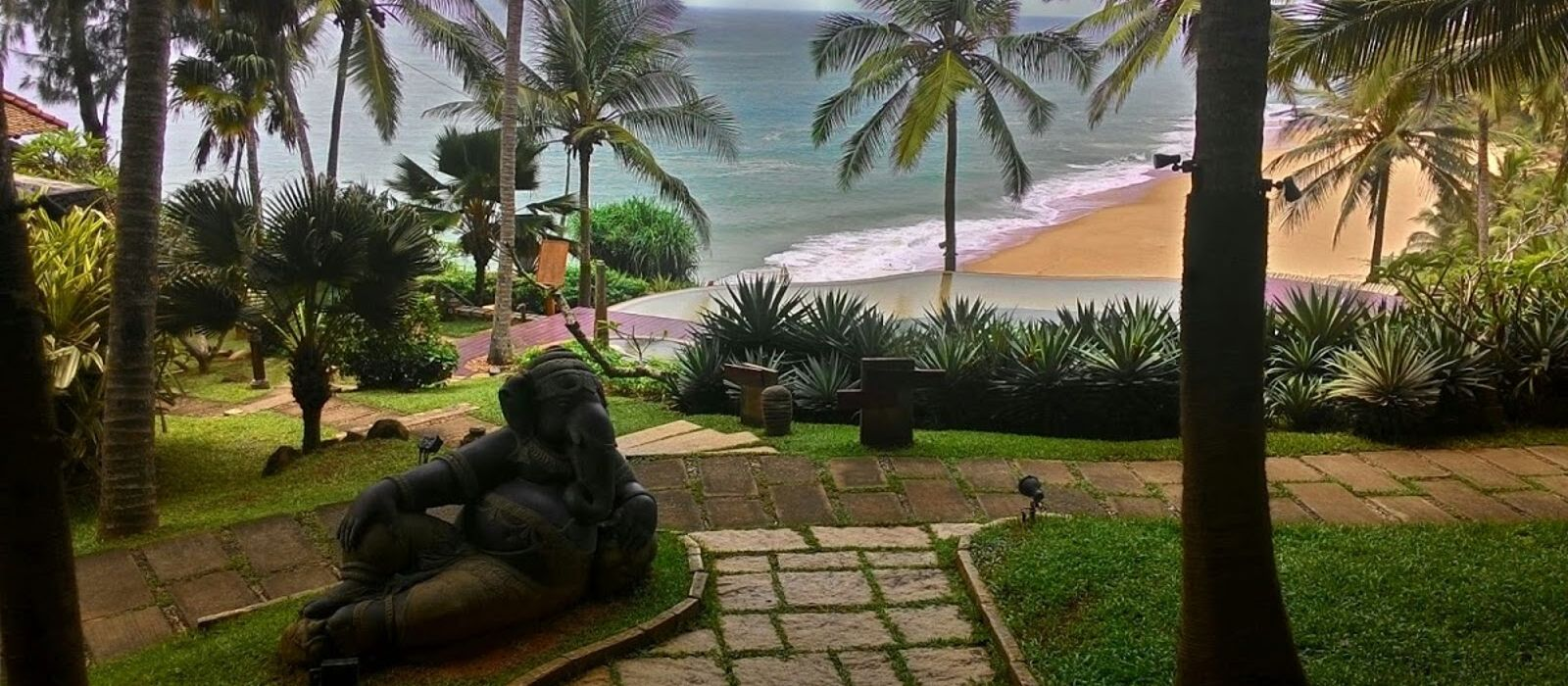 Hotel Niraamaya Retreats Surya Samudra Südindien