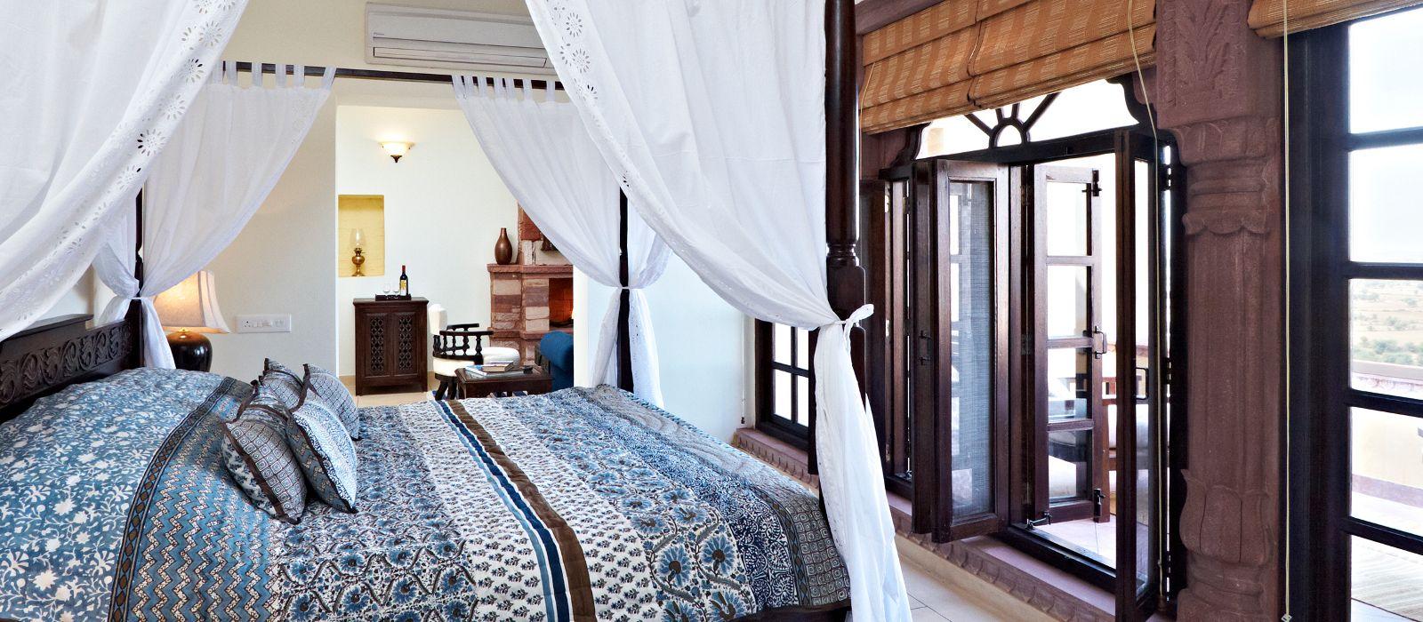 Hotel Ramathra Fort North India