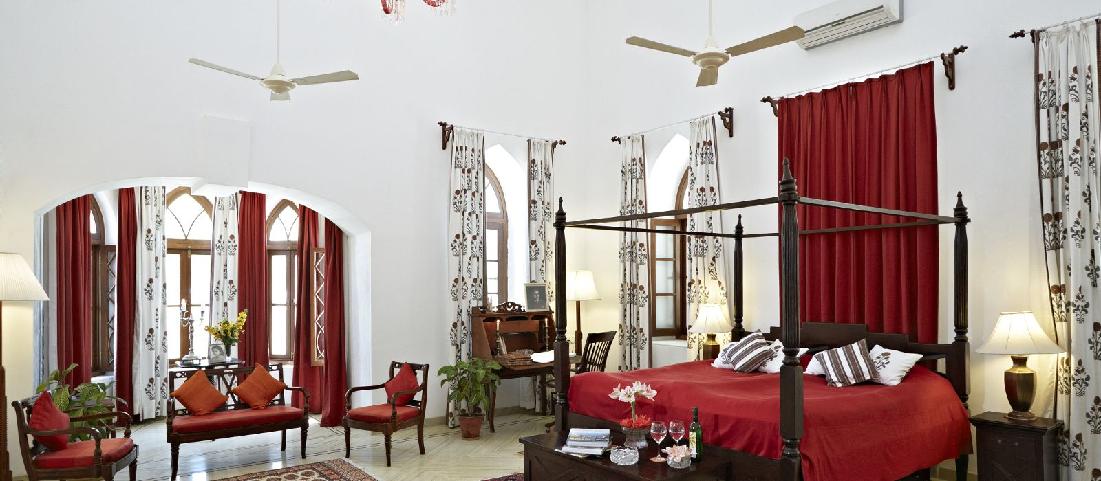 Hotel Shahpura Bagh Nordindien