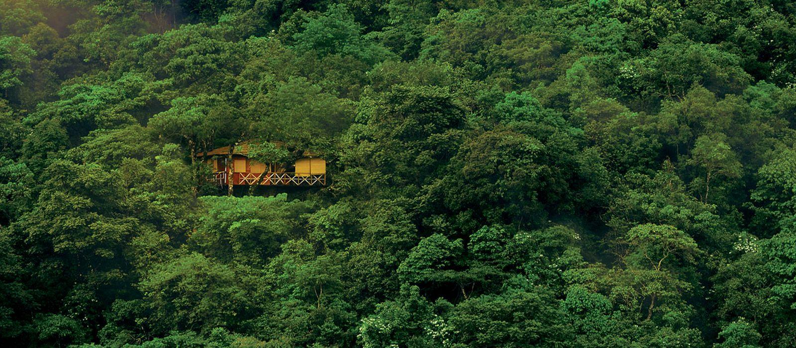 Hotel Vythiri Resort Südindien