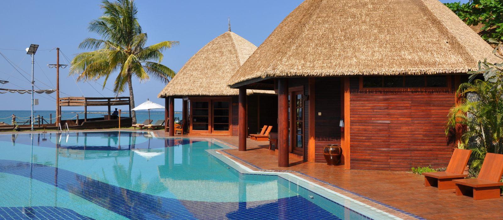Hotel Aureum Resort & Spa Ngwe Saung Myanmar