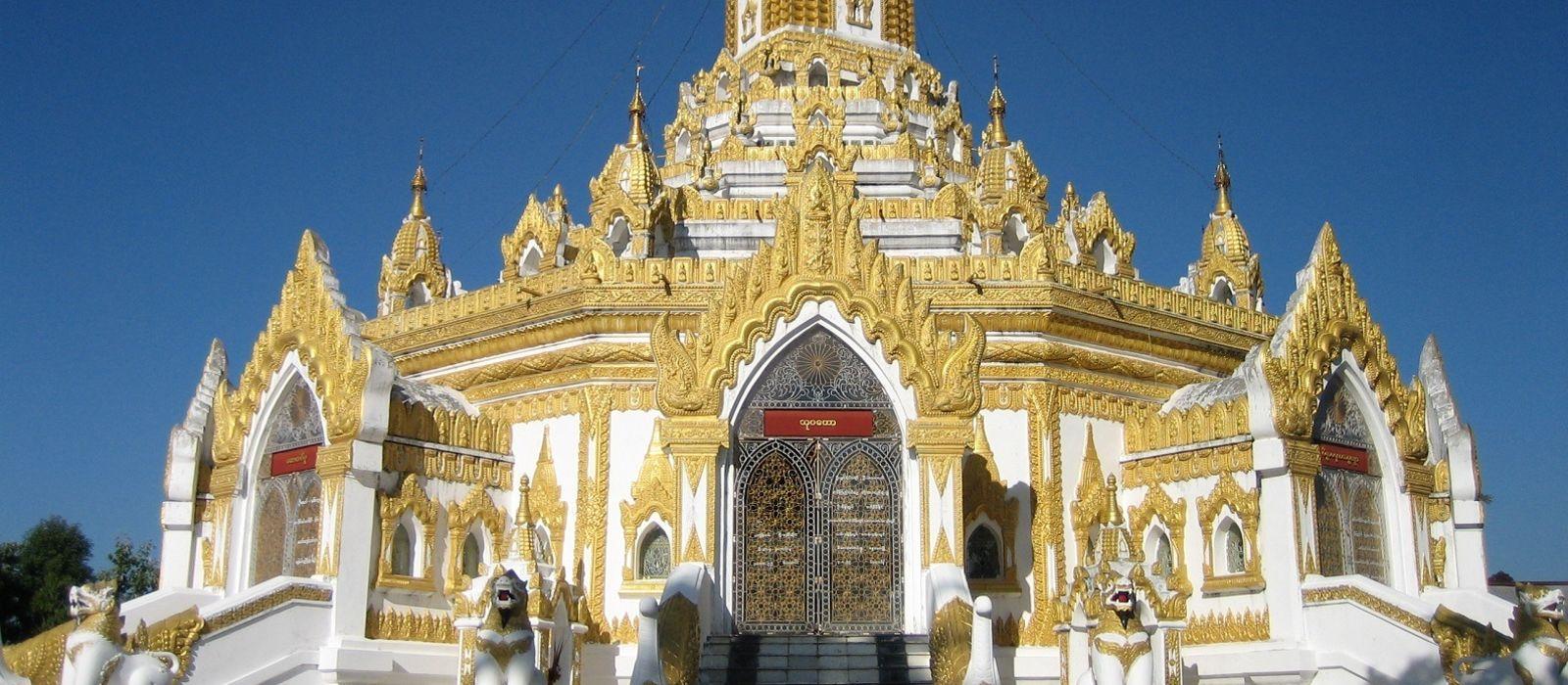 Destination Lashio Myanmar