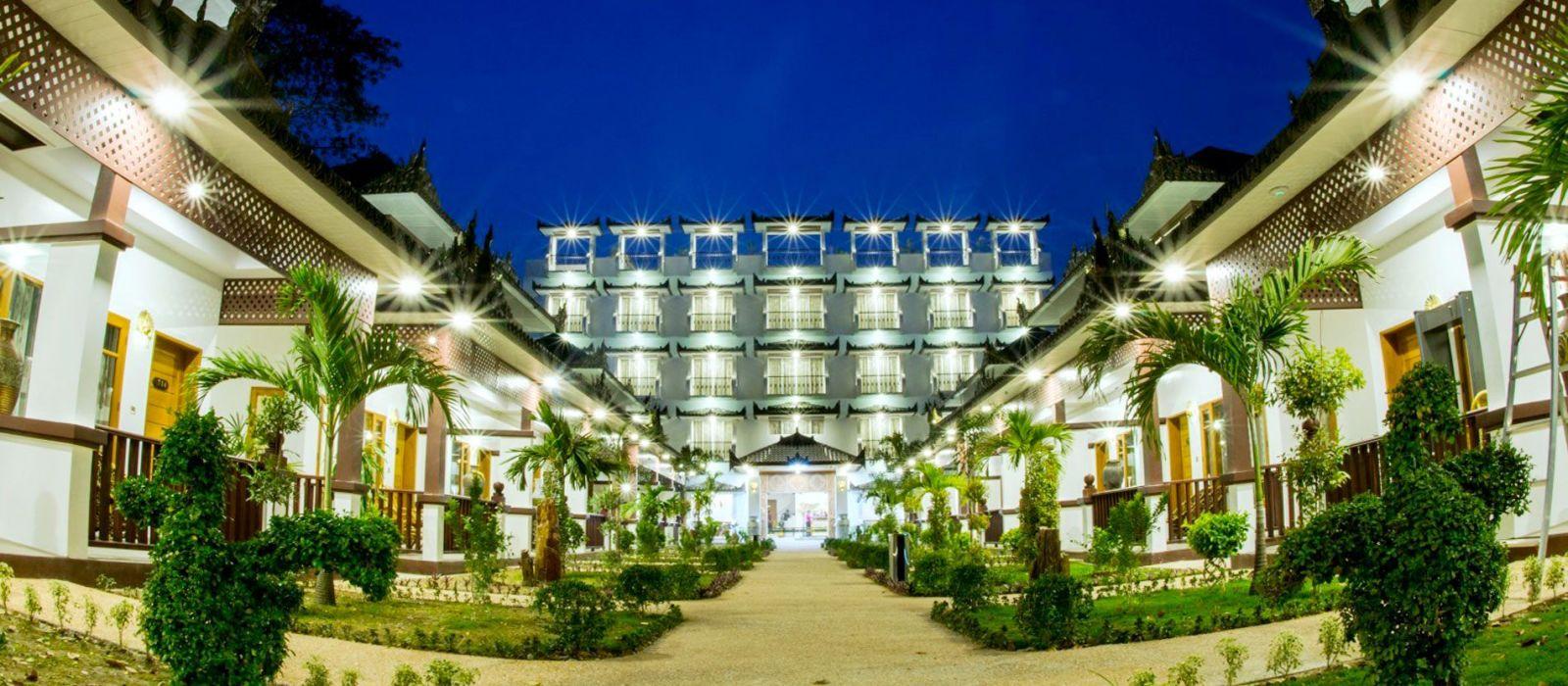Hotel Yadanarpon Dynasty  Myanmar