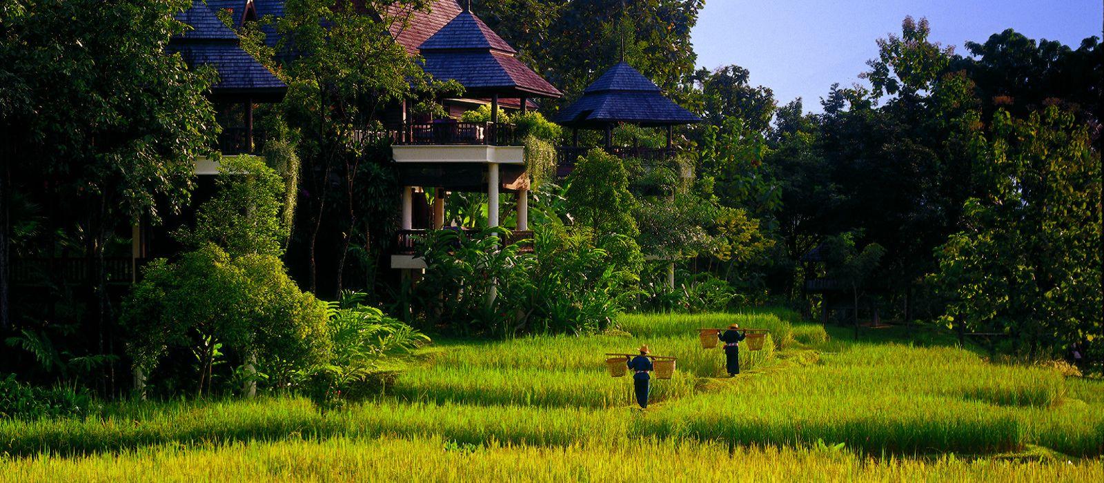 Hotel Four Seasons Resort Chiang Mai Thailand