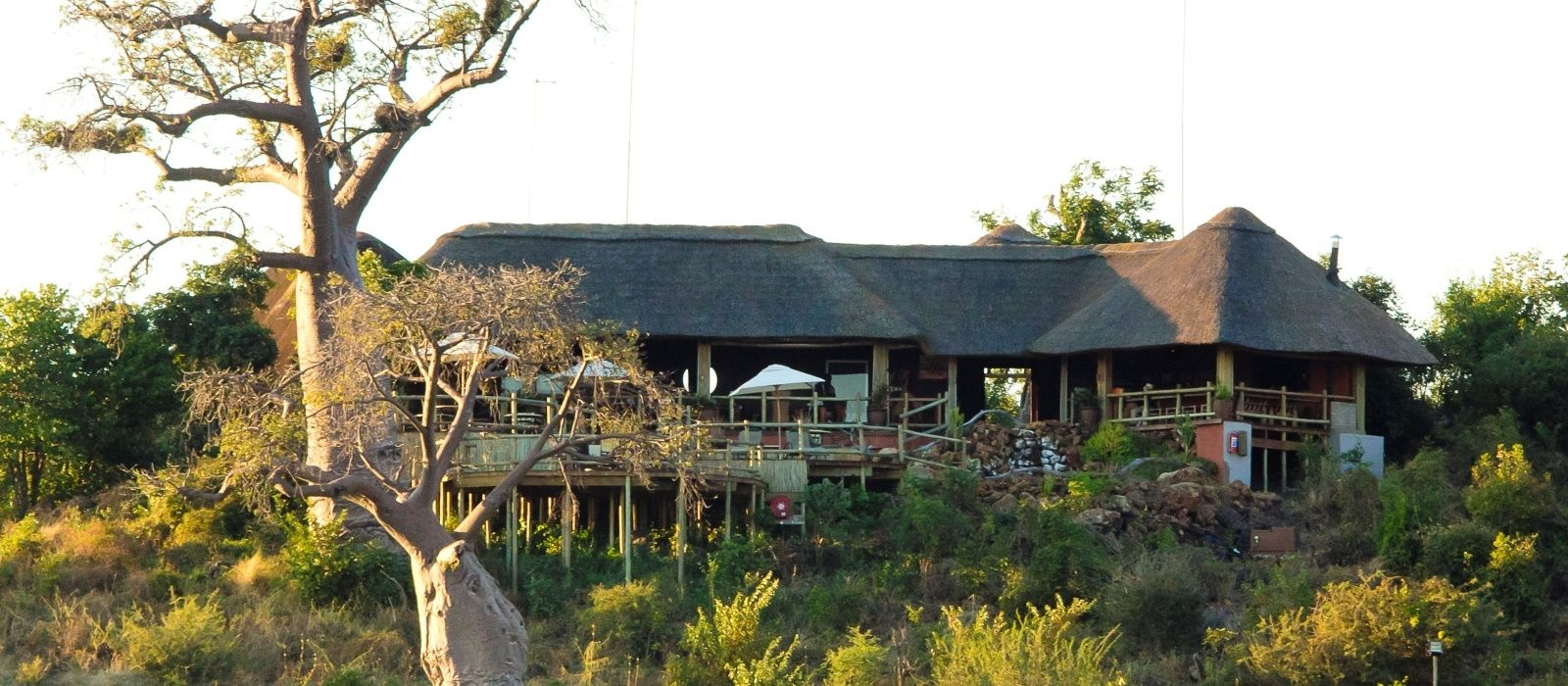 Hotel Ngoma Safari Lodge Botswana