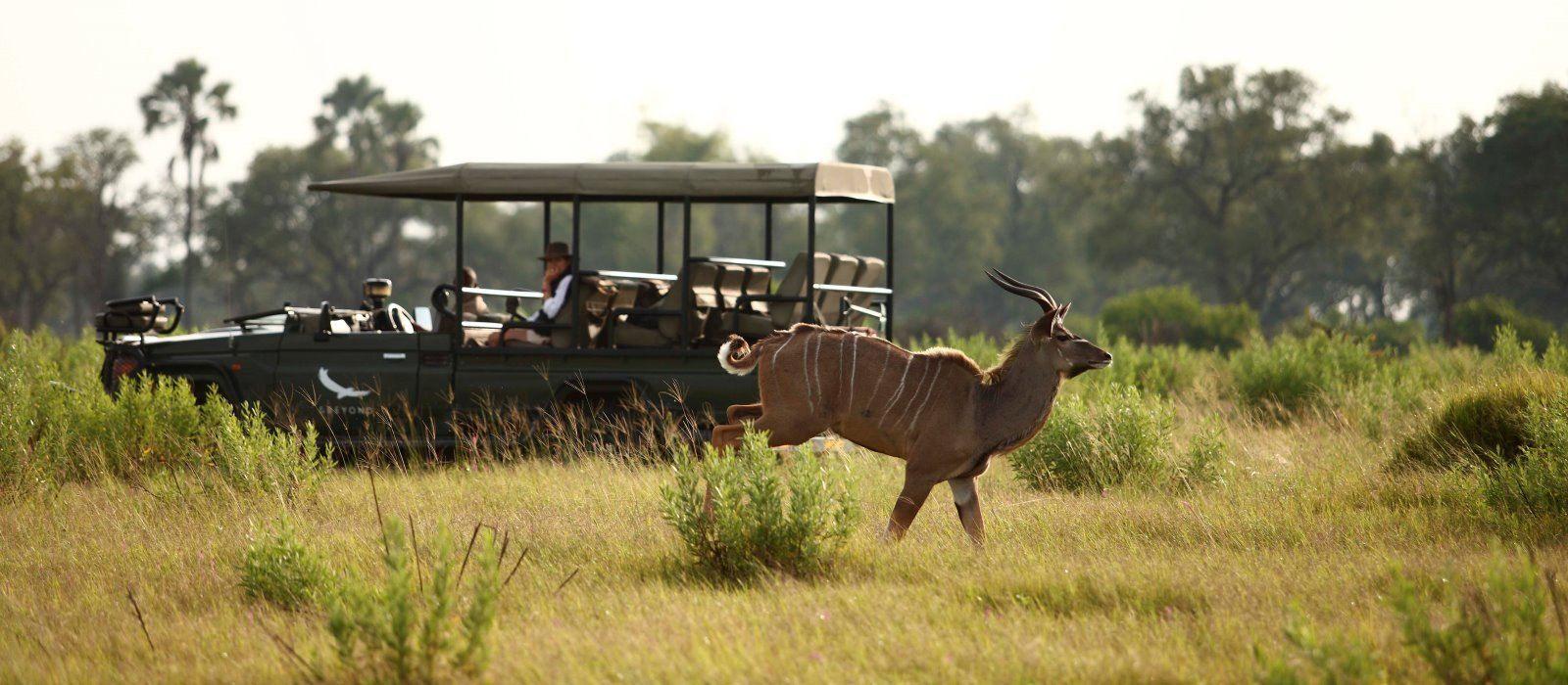 Simbabwe & Botswana: Majestätische Wasserwelten Urlaub 3