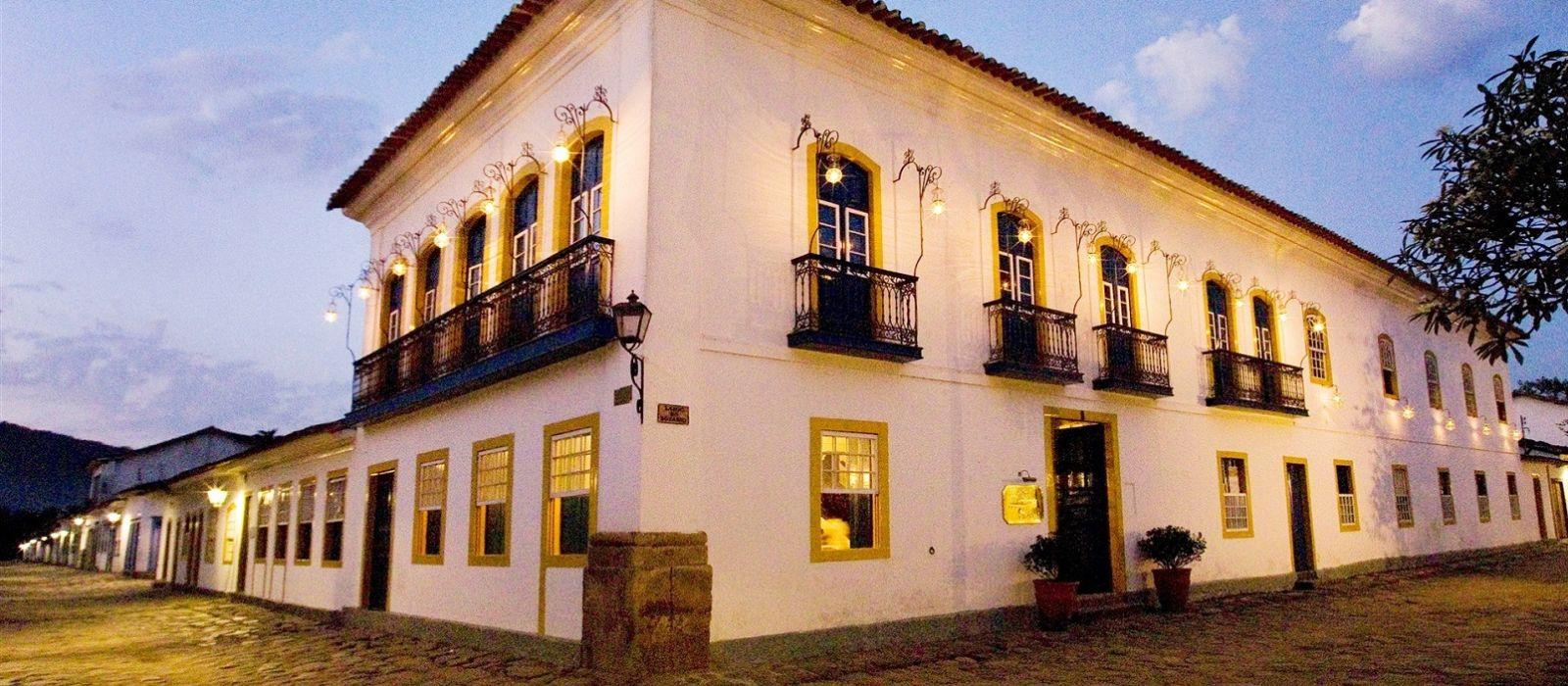 Hotel Pousada do Sandi Brasilien