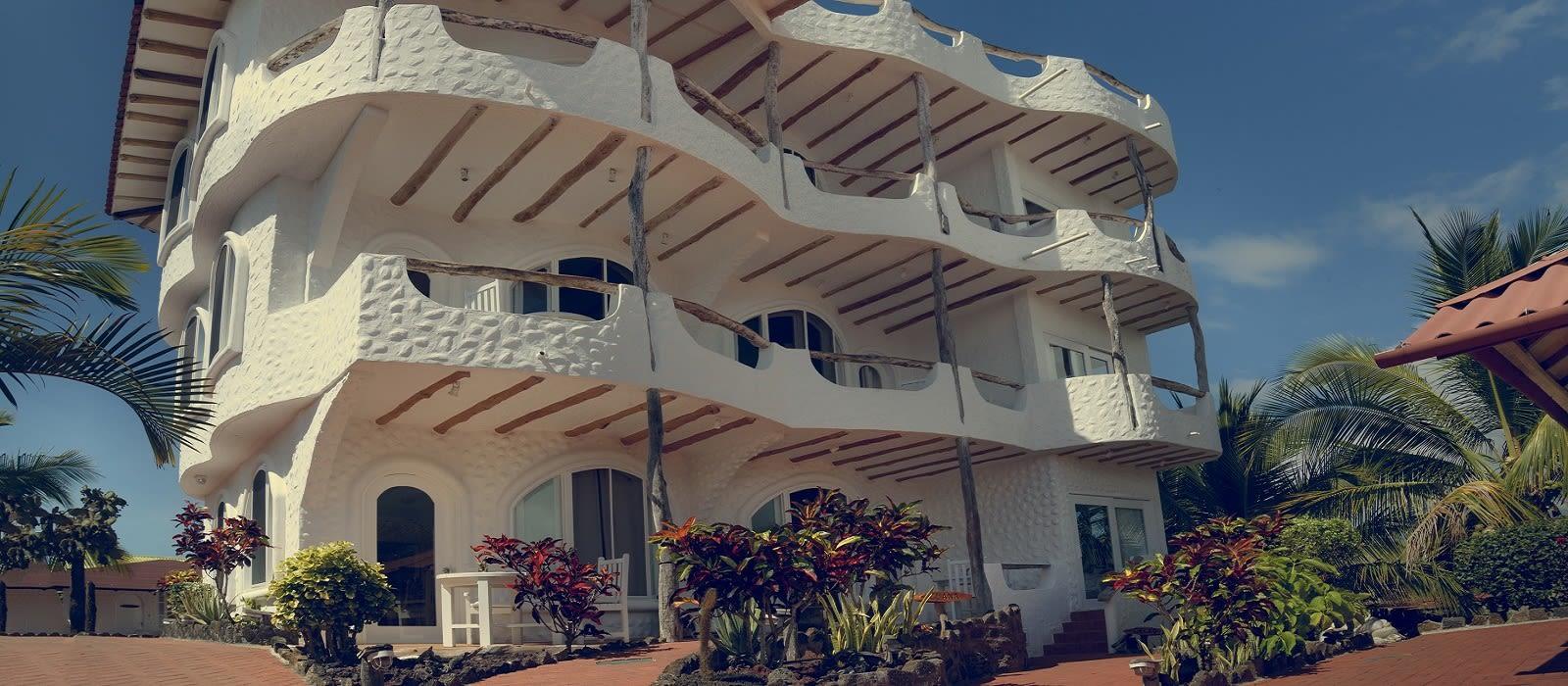 Hotel Angermeyer Waterfront Inn Ecuador/Galapagos