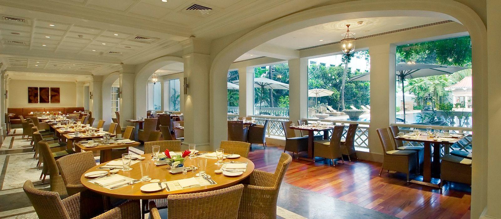 Hotel Vivanta by Taj – Connemara Südindien