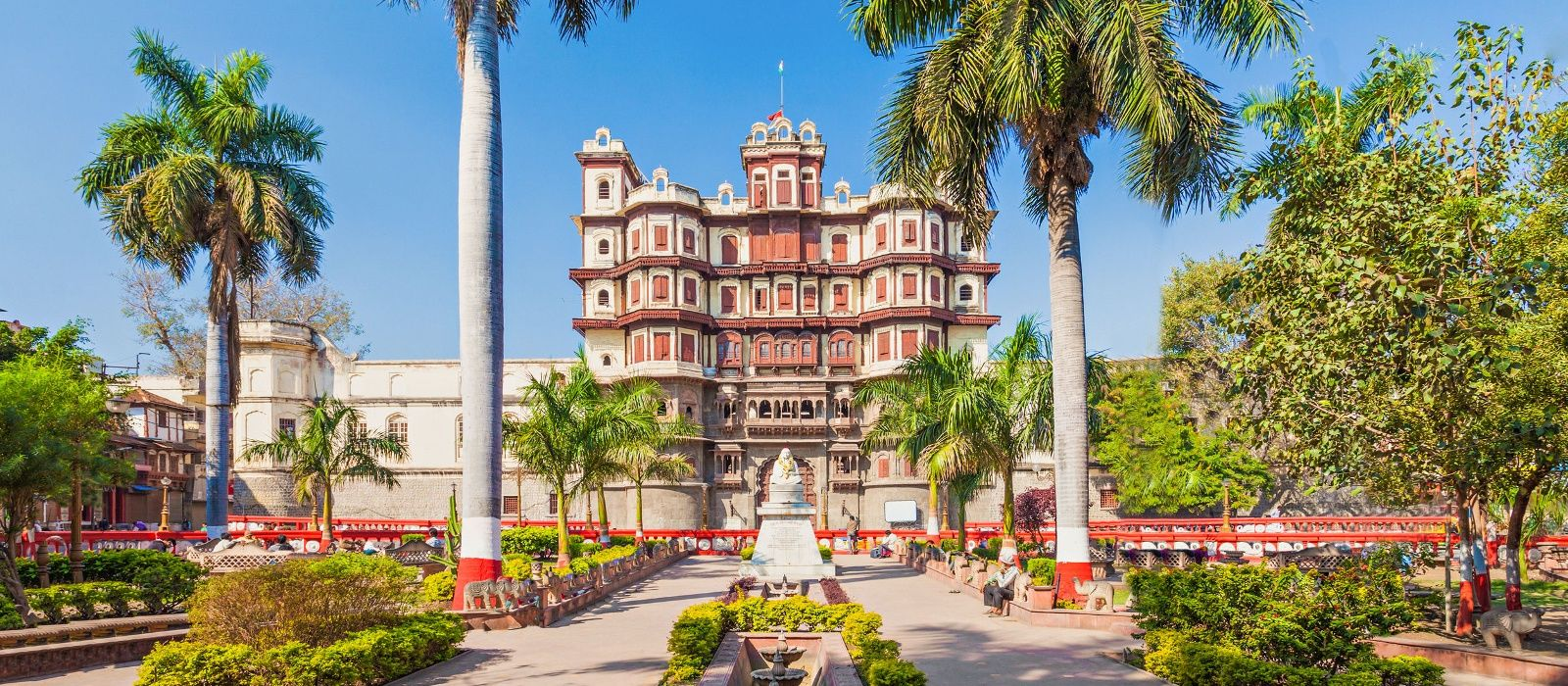 Destination Indore Central & West India
