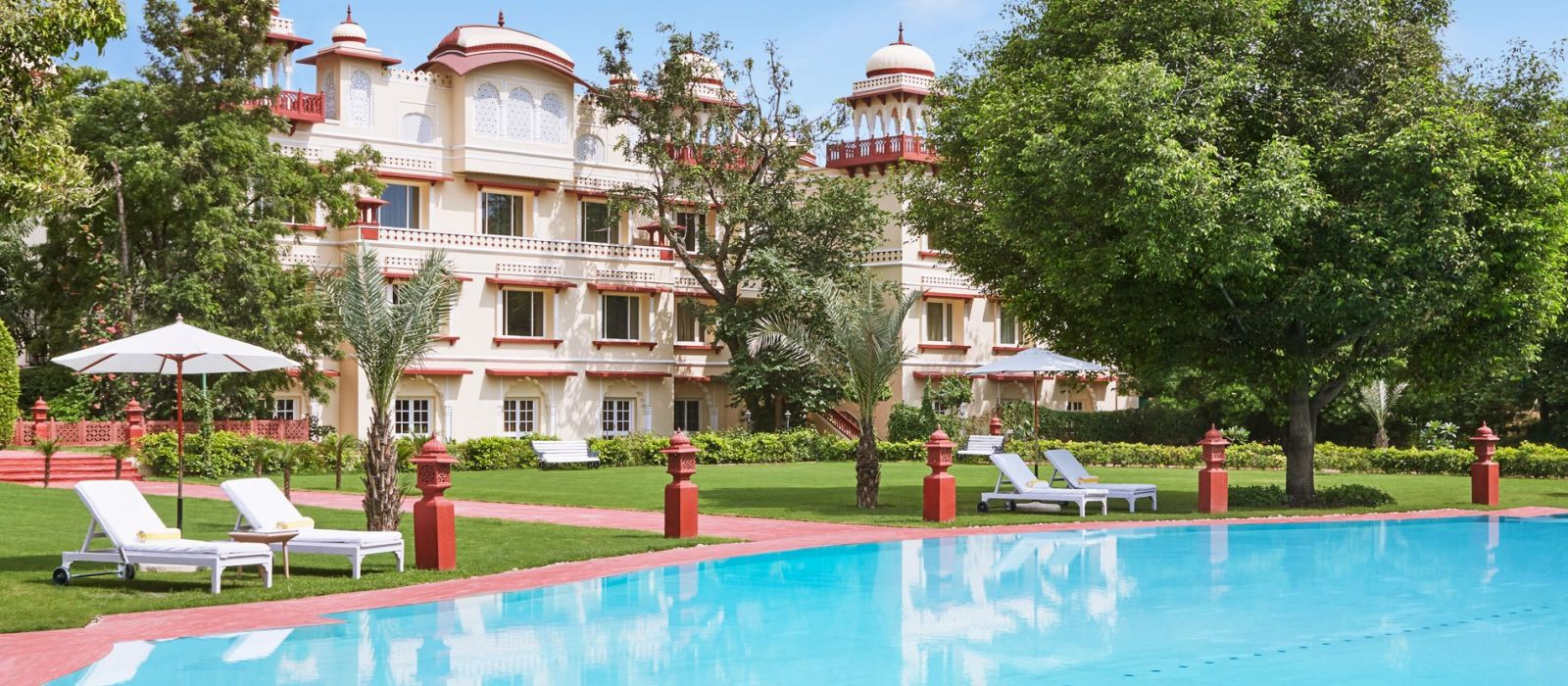 Hotel Taj Jai Mahal Palace North India