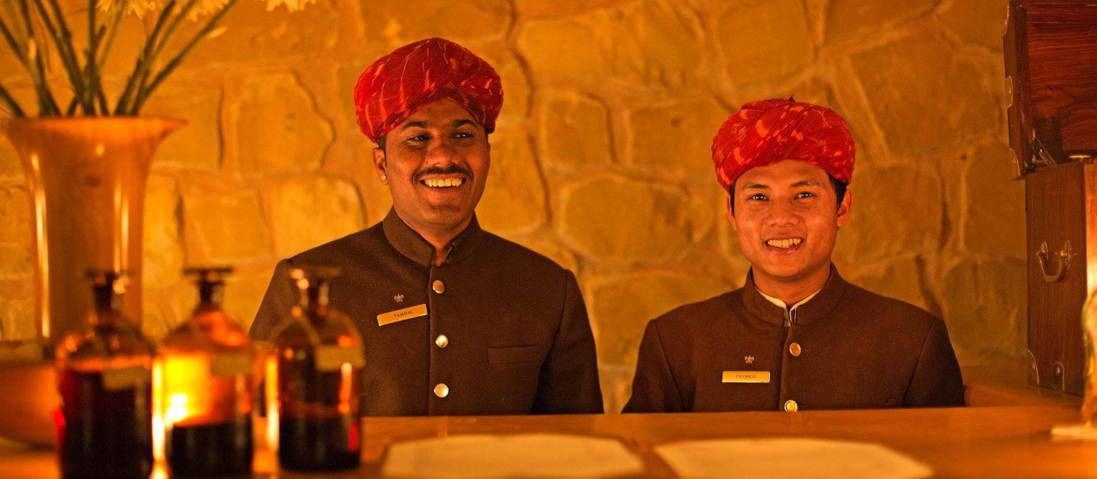 Hotel The Serai Jaisalmer North India