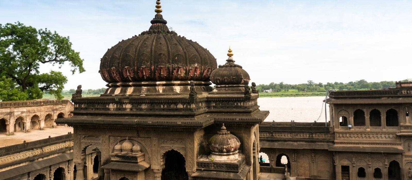 Destination Maheshwar North India