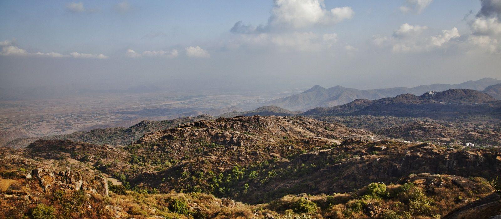 Destination Mount Abu North India