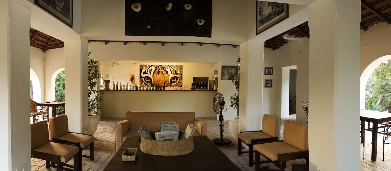 Hotel Sher Bagh Nordindien