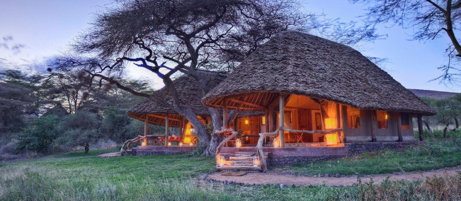 Hotel Tortilis Camp Kenya