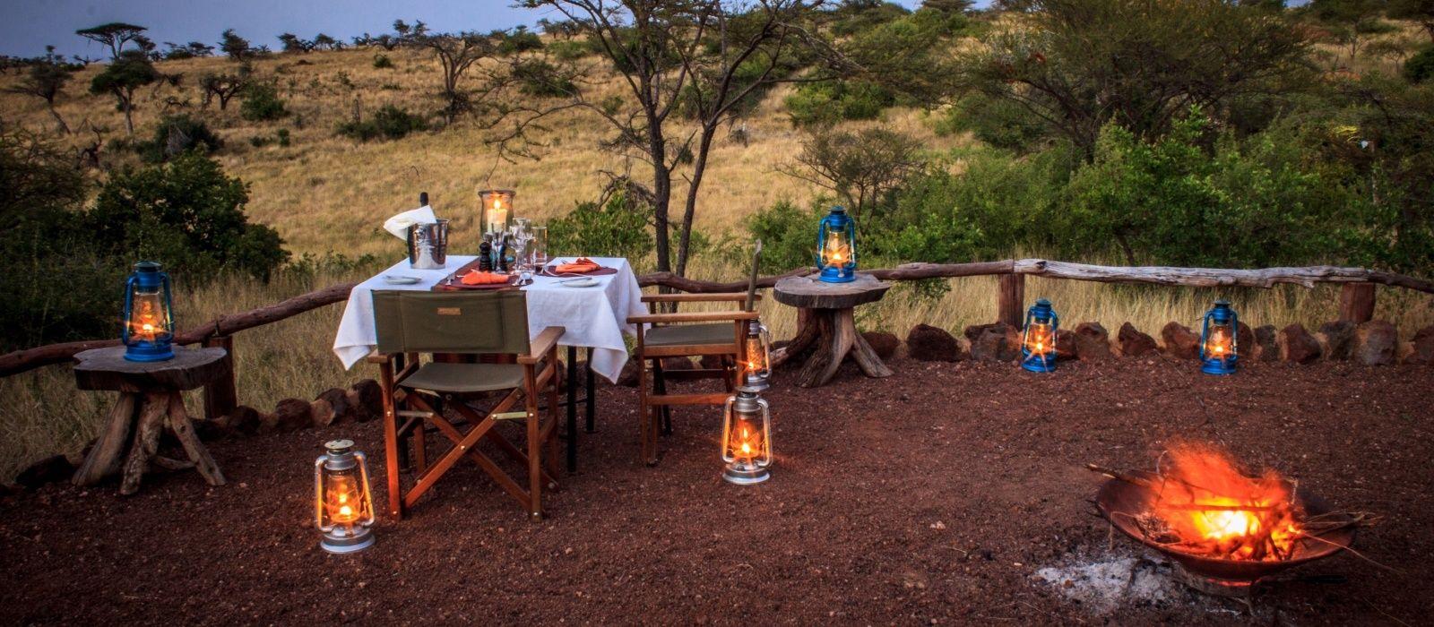 Wildes Kenia – Luxus Safari Reise Urlaub 1