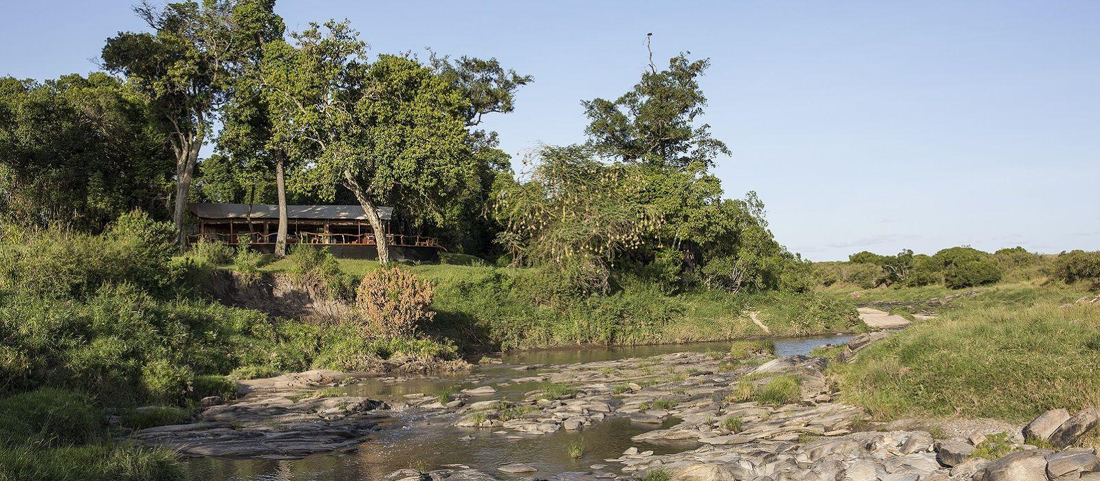 Hotel Rekero Tented Camp Kenya