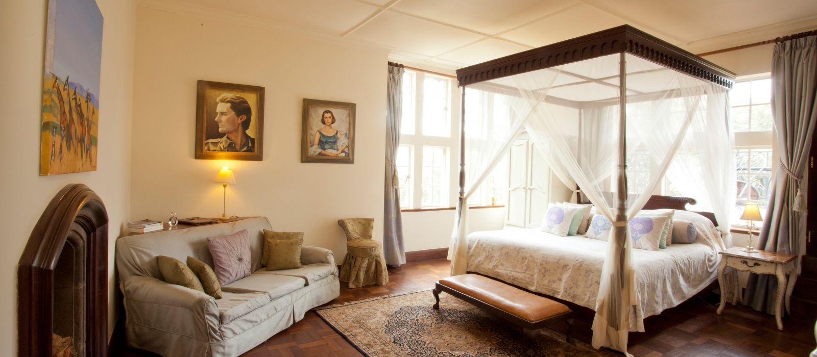 Hotel Giraffe Manor Kenia