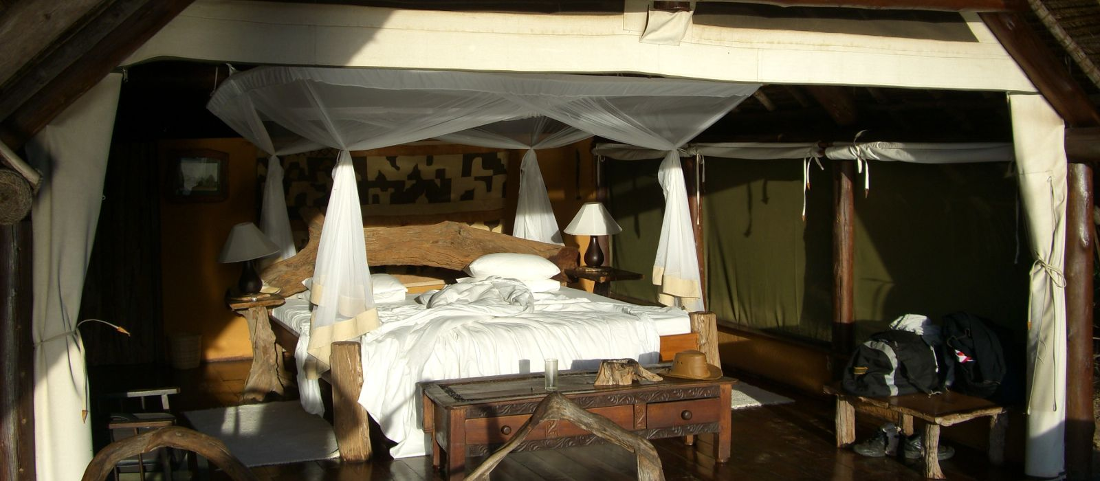 Hotel Galdessa Camp Kenya